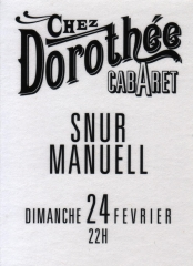 dorothee-feb13-lineup